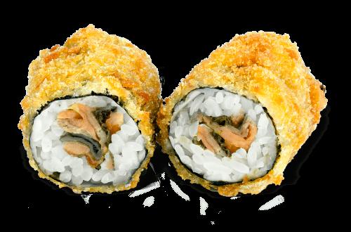 Mini Yoko Roll Salmon - 8 Stück
