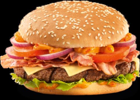 Smokey Chili burger (Double-Me)