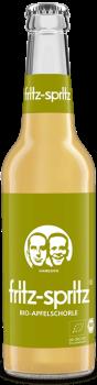 fritz-spritz bio 0,33l  apfelsaftschorle