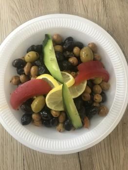 Zeytin Gemischter oliven