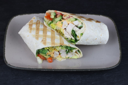 Wrap Chicken & Cheese