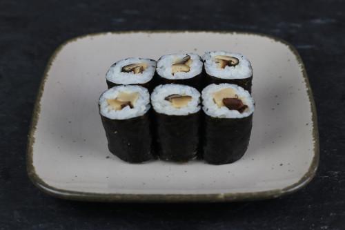 Maki Shiitake 6 Stück