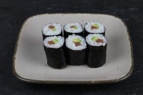 Maki Tuna Avocado 6 Stück
