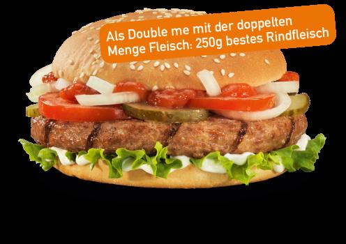 Hamburger Double me
