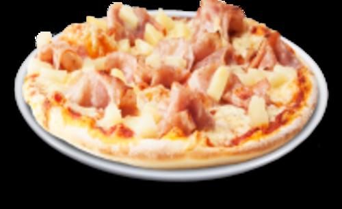 Kids Pizza Hawaii <sup>F,A,K,G,P</sup> + Überraschungstüte