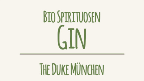 The Duke Gin 0,1