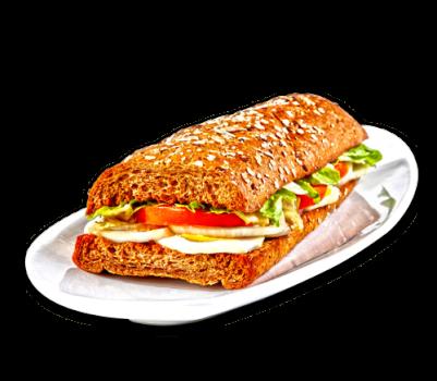 Baguette Vegi Spezial groß