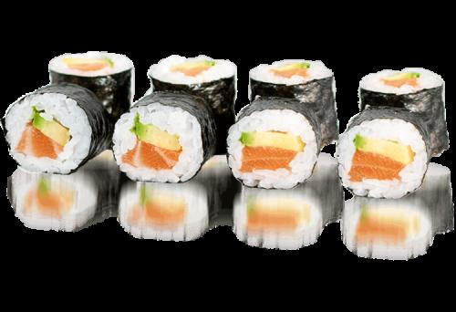 Aktions Maki Sake Avocado - 8 Stück