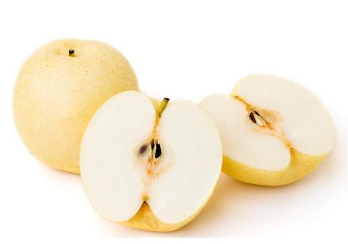 Birne Golden Pear Nashi