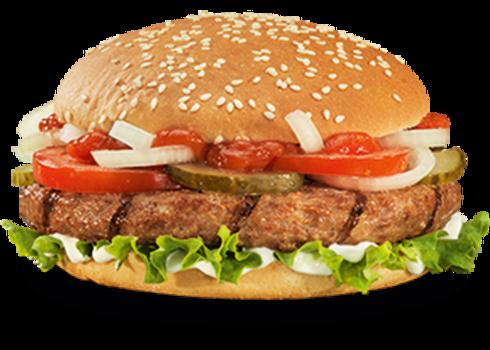 Hamburger (Double-Me)