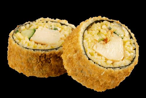 Yoko Roll Curry Chicken - 4 Stück