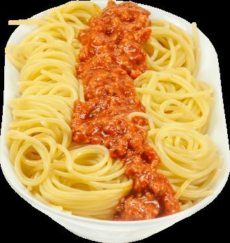 Pasta Bolognese mit Tortellini
