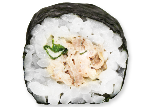 Maki Thunfisch Salat