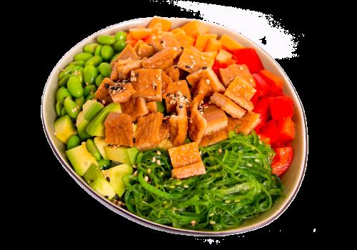 Veggie Poké Bowl