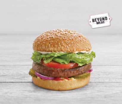 480. Beyond Meat Burger (vegetarisch)