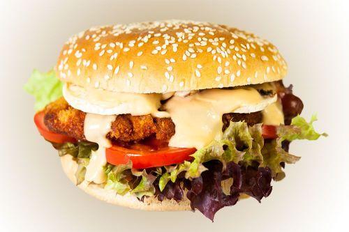 Schnitzel Burger<sup>V</sup>