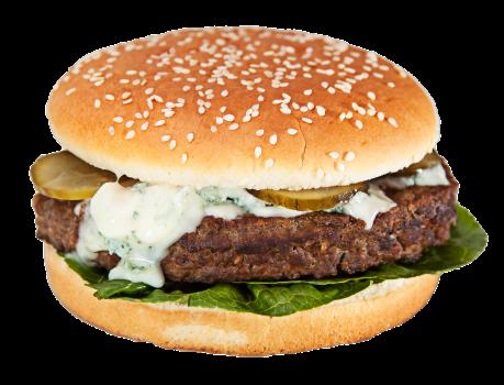 Gorgonzola Burger<sup>SR,K</sup>