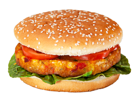 Sunny Veggi Burger