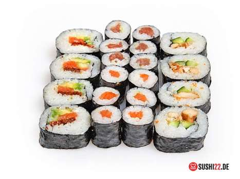 Sushi Box 6 HANDA 26 Stk