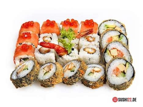 Sushi Box 5 KUSATSU 26 Stk