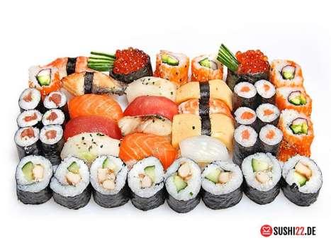 Sushi Box 8  KYOTO (49 Stk)