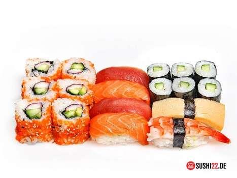 Sushi Box 7  SANO 22 Stk