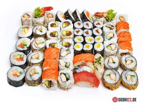 Sushi Box 9  TOKIO (72 Stk)