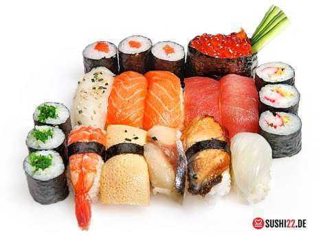 Sushi Box 4 YAIZU 23 Stk