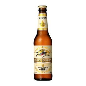 KIRIN Bier 0,33l