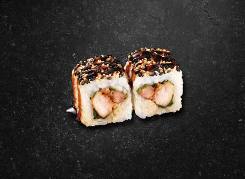 Teriyaki Chicken Roll