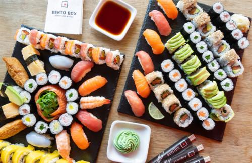 Sushi Platte M