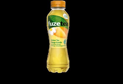 Fuze Tea - Grüner Tee Mango Kamille 0,4 L