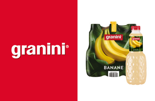 Granini Banane 0,75l