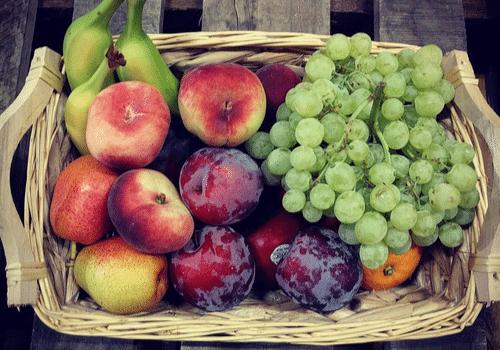 Obstkorb GROUP - 3 Kg Obst für Mitarbeiter