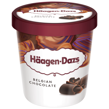 Häagen D. Eis Belgian Chocolate 460ml