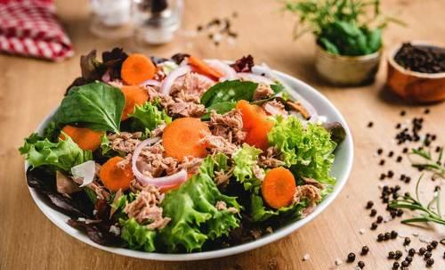 Salat Porto