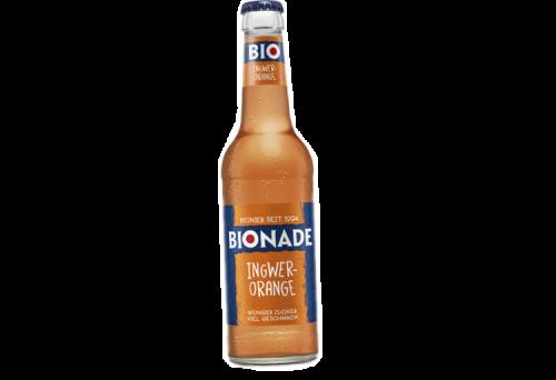Bionade Ingwer/Orange 0,33 l
