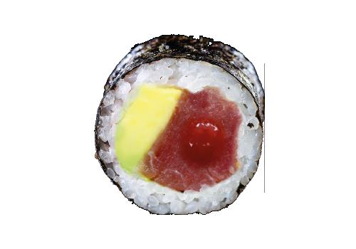 Spicy Maki Tuna (26)