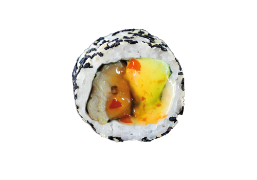 Inside Out Rolls Chilli Chicken (85)