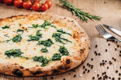 Spinaci e Gorgonzola