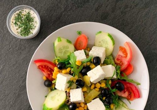Feta Salat