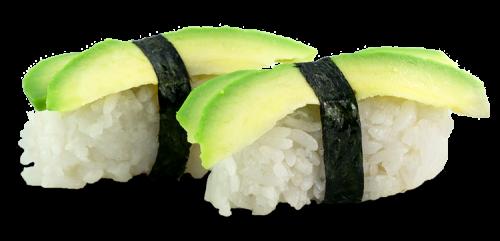 Nigiri Avocado - 2 Stück