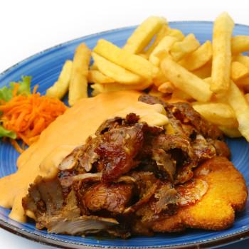 Gyrosschnitzel