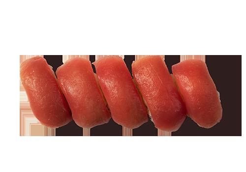 Nigiri Thunfisch