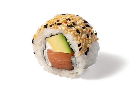 California Lachs Avocado