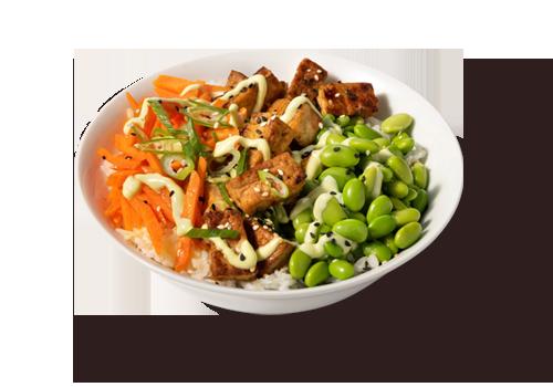 Tofudon - Tofu Bowl