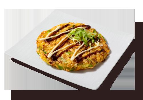Okonomiyaki Veggie