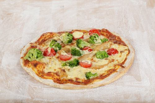 Pizza Amsterdam 60x40cm