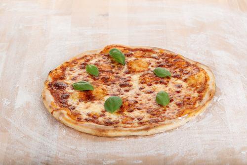 Pizza Margherita 60x40cm