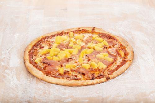 Pizza Hawaii 60x40cm